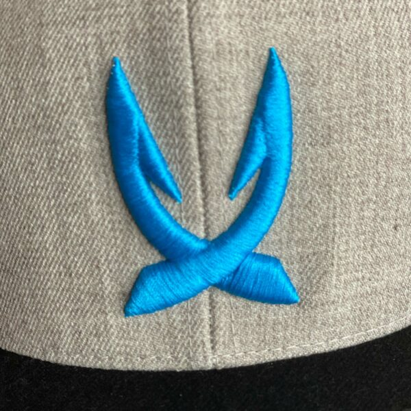 LM Emblem stitching