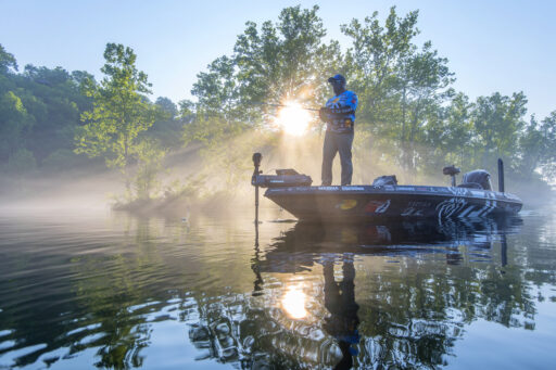 Lure Masters Lowrance Ghost Lifestyle Image