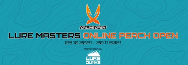 Lure Masters Online Perch Open - presented by Lure Junks