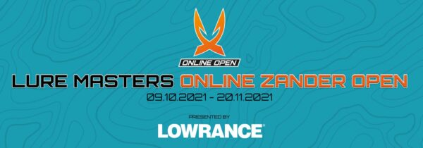 Lure Masters Online Zander Open - presented by Lowrance